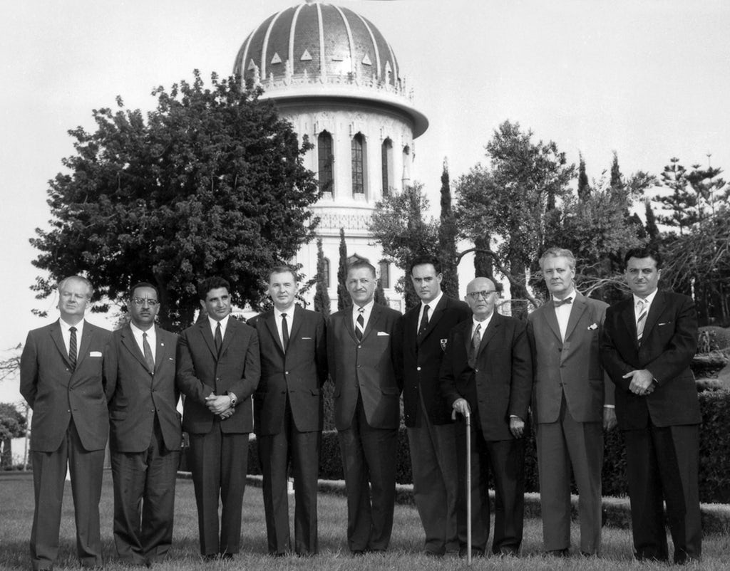 First Universal House of Justice, 1963