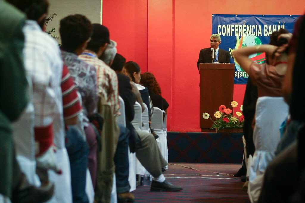 Guadalajara, Mexico Regional Conferences called by the Universal House of Justice, January 2009