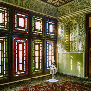 Room in the House of the Bab where the Bab declared His Mission in Shiraz, Iran