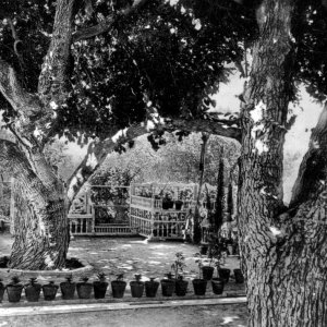 Ridvan Garden rented by 'Abdu'l-Baha and prepared for Baha'u'llah