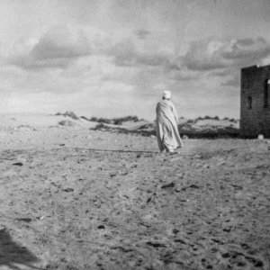 'Abdu'l-Baha in the Holy Land, 1920