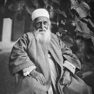 'Abdu'l-Baha in Dublin, New Hampshire, July 1912