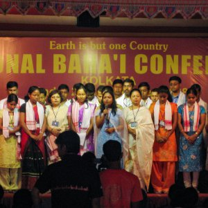 Kolkata, India Regional Conferences called by the Universal House of Justice, November 2008