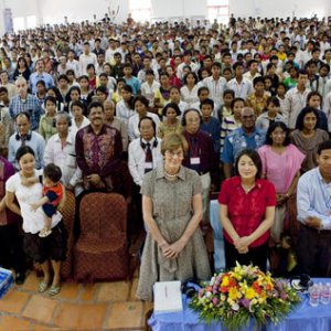 Battambang, Cambodia Regional Conferences called by the Universal House of Justice, January 2009